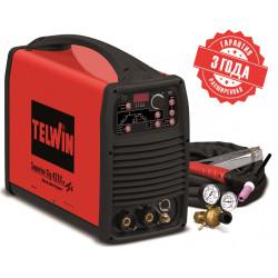 Сварочный аппарат TELWIN SUPERIOR TIG 421 DC-HF/LIFT 400V+ACC / 816132